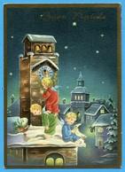 Noel Weihnachten Christmas Anges Engeln Angels Cloche - Angeli