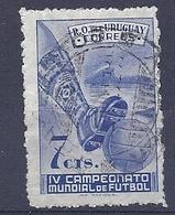 180030841  URUGUAY YVERT  Nº   603 - Uruguay