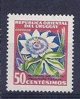 180030846  URUGUAY YVERT  Nº   634  */MH - Uruguay