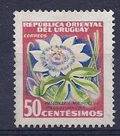180030847  URUGUAY YVERT  Nº   634  */MH  (NO GUM) - Uruguay