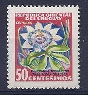 180030848  URUGUAY YVERT  Nº   634  */MH - Uruguay