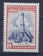 180030850  URUGUAY YVERT  Nº   629  */MH - Uruguay