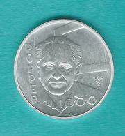 San Marino - 1996 - 1000 Lire - Karl Popper (KM358) - Saint-Marin
