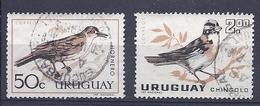 180030852  URUGUAY YVERT  Nº   707/9 - Uruguay