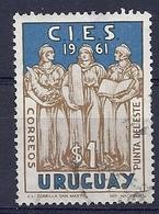 180030854  URUGUAY YVERT  Nº   692 - Uruguay
