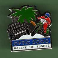 RALLYE DE TUNISIE *** OPTIC 2000 *** 0100 - Car Racing - F1