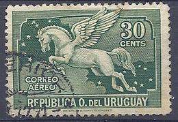 180030861  URUGUAY YVERT  AEREO  Nº   46 - Uruguay