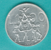 San Marino - 1995 - 1000 Lire - KM331 - Saint-Marin