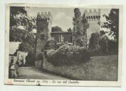 PANZANO IN CHIANTI - LA VIA DEL CASTELLO - VIAGGIATA FG - Firenze