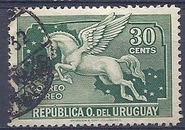 180030863  URUGUAY YVERT  AEREO  Nº   46 - Uruguay