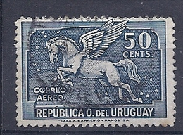 180030865  URUGUAY YVERT  AEREO  Nº   68 - Uruguay