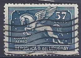 180030868  URUGUAY YVERT  AEREO  Nº   68 - Uruguay