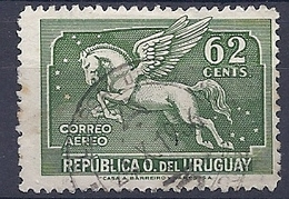 180030870  URUGUAY YVERT  AEREO  Nº   69 - Uruguay