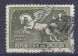 180030872  URUGUAY YVERT  AEREO  Nº   71 - Uruguay