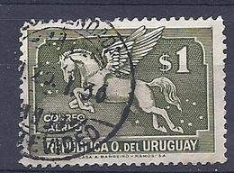 180030873  URUGUAY YVERT  AEREO  Nº   71 - Uruguay