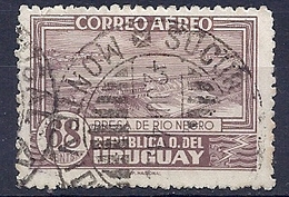 180030874  URUGUAY YVERT  AEREO  Nº   85A - Uruguay