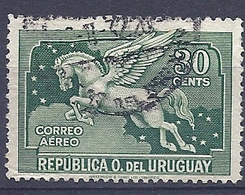 180030875  URUGUAY YVERT  AEREO  Nº   46 - Uruguay