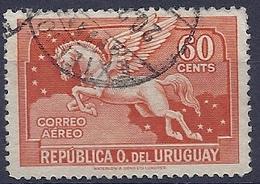 180030876  URUGUAY YVERT  AEREO  Nº   48A - Uruguay