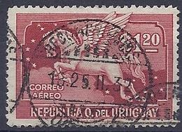 180030877  URUGUAY YVERT  AEREO  Nº   52 - Uruguay