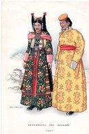 Costumi Nuziali Del Tibet - Moda