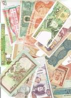 Lot De 15 Billets - Coins & Banknotes