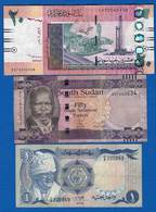Soudan  6  Billets - Soudan