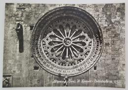 ALTAMURA (BARI) - Cattedrale - Il Rosone - Cathedral  Vg 1963 - Altamura