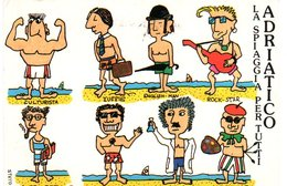 La Spiaggia Per Tutti - Humor