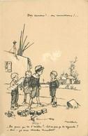 Thèmes Illustrateurs Poulbot, F N°15 EDIT.A.TERNOIS VOIR IMAGES - Poulbot, F.
