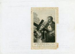 °°° Santino Antico L'homme Pieux °°° - Religione & Esoterismo