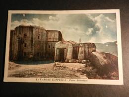 19850) TRENTO LAVARONE CAPPELLA FORTE BELVEDERE VIAGGIATA 1935 INSOLITA - Trento