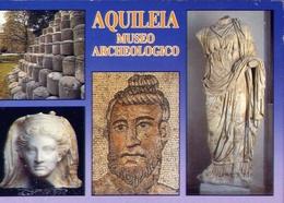 Aquileia - Udine - Museo Archeologico - Formato Grande Non Viaggiata – E 10 - Udine