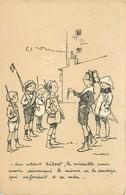 Thèmes Illustrateurs Poulbot, F N°41 EDIT.A.TERNOIS VOIR IMAGES - Poulbot, F.