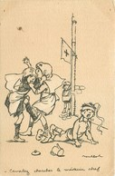 Thèmes Illustrateurs Poulbot, F N°67 EDIT.A.TERNOIS VOIR IMAGES - Poulbot, F.