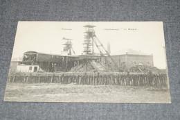 RARE,Tamines,Charbonnage,mine,mineur,charbonnage Le Hasard,très Belle Carte Ancienne,collector - Sambreville