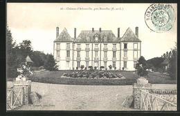 CPA Revercourt, Château D`Arbouville - France
