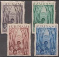 SURINAM - 1954 Children. Scott B58-61. MLH - Surinam ... - 1975