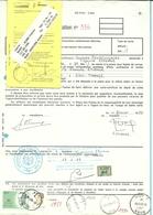 Procuration De 1988 à 1997  De HUY. - 1981-1990 Velghe