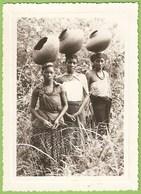 Sanzala - REAL PHOTO - Gabela - Indigenas - Ethnique - Ethnic - Femme - Woman - Angola - Afrique
