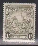 BARBADOS Scott # 200a Used - Colony Seal - Barbades (1966-...)