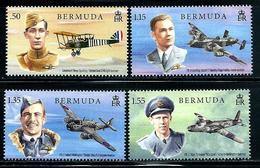 "Bermuda     ""Royal Air Force""    Set     New Issue   December-20-2018     MNH - Bermuda"
