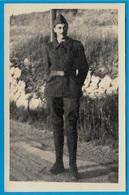 CPA Carte Photo Kodak (Le COMTE De PARIS à La LEGION ETRANGERE (1940)) * Royauté MILITARIA Militaire Régiment - Königshäuser