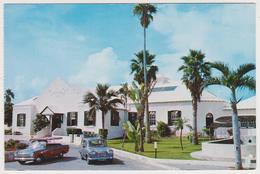 1187/ BERMUDA, Aquarium And Museum.- Cars, Voitures, Coches, Macchine, Autos.- Non écrite. Unused. Non Scritta. - Bermuda