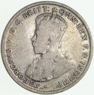 1922 Australian Florin KM#27 - Monnaie Pré-décimale (1910-1965)