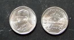 Thailand Coin Circulation 5 Baht Year 1994 UNC - Thailand