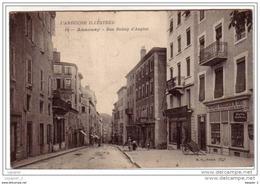 07 ANNONAY Rue Boissy D'Anglas ( Rotisserie De Café )  CPA Ed B.F. Paris N°18 - Annonay
