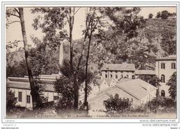 07 ANNONAY Usine De Tissage Des Roches Brunes CPA Ed B.F. N°83 - Annonay
