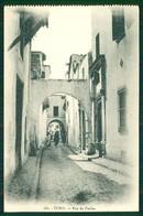 TUNISIE CPA TUNIS - RUE DU PACHA - Marrakech