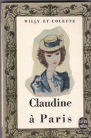 Willy - Colette - Claudine à Paris - Aventure
