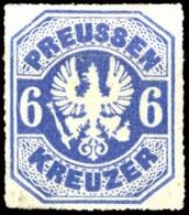 1867, Altdeutschland Preussen, 25, (*) - Preussen